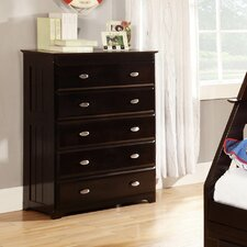Kaitlyn 5 Drawer Chest