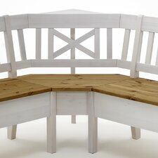 Fjord Wood Bench