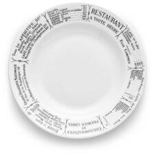 Brasserie 8 Oz. Soup Plate (Set of 2)