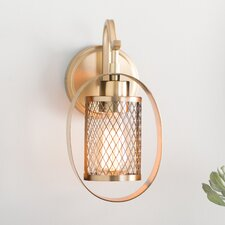 Salyers 1-Light Wall Sconce
