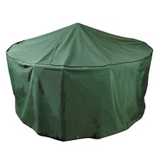 Premium 6-8 Seater Extra Large Circular Dining Set Cover