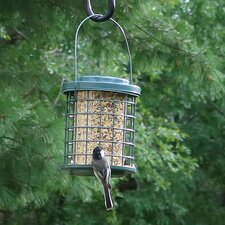 Wire Tube Bird Feeder