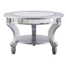 Jocelyn Mirrored Coffee Table