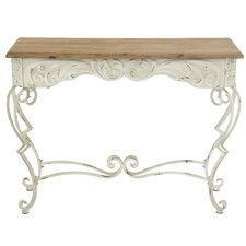 Console Table by Cole & Grey
