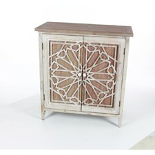 Bolles Wood 2 Door Accent Cabinet by Highland Dunes