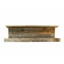 Rustic Floating Shelf by BarnwoodUSA