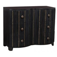 Bonnie 3 Drawer Accent Chest by World Menagerie