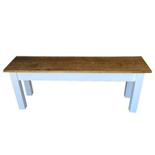 Early American Farmhouse Dining Bench by Ezekiel and Stearns