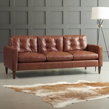 Florence Leather Sofa