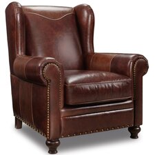 Phyllis Club Chair by Hooker Furniture