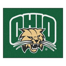 NCAA Ohio University Indoor/Outdoor Area Rug