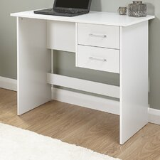 Pippa 2 Drawer Rectangular Desk