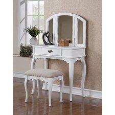 Torrance Vanity Set with Mirror