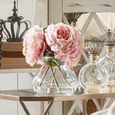 Fancy Rose in Vase