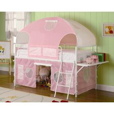 Victoria Twin Low Loft Bed