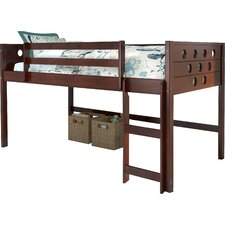 Catherine Circles Twin Loft Bed