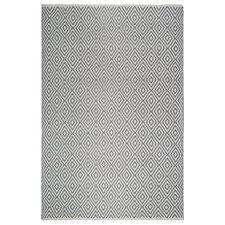 Estate Veria Hand-Woven Gray/White Indoor/Outdoor Area Rug