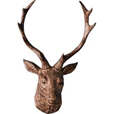 Stag Head Wall Décor