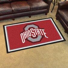 NCAA Ohio State University Indoor/Outdoor Area Rug