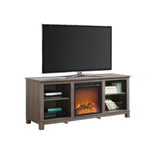 "Gaither 58"" TV Stand with Electric Fireplace"