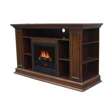 """Maidstone 50"""" TV Stand with Electric Fireplace"""