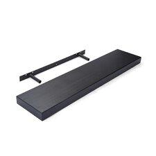 2 Piece Floating Shelf Pole Set