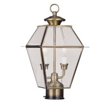 Deanna Outdoor 2-Light Lantern Head