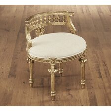 Hurst Hand Carved Barrel Chair by Astoria Grand