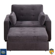 Serta Anderson Twin Convertible Chair