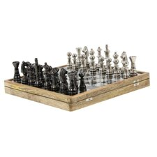 Wonderful Mango Wood Chess Set