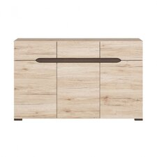 Elpasso 3 Drawer Accent Cabinet by ContempStyle