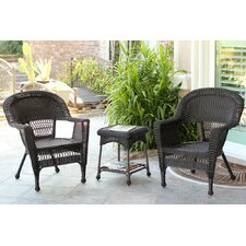 Burrough 3 Piece Lounge Seating Group