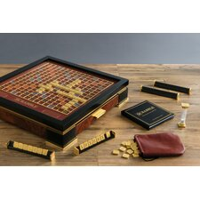 Scrabble - The Franklin Mint Collector's Edition