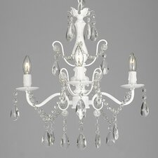 Padillo 4-Light Crystal Chandelier