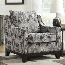 Bynoe Polyester Club Chair by Latitude Run