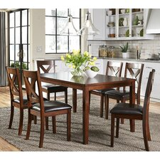 quick view nadine 7 piece dining set - Dining Room Sets