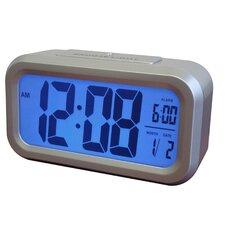 Auto Backlight Easy To Read Alarm Clock