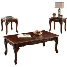 Harrietta 3 Piece Accent Table Set