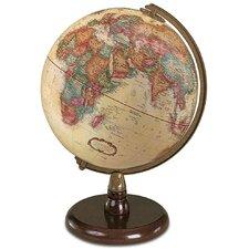 9'' Raised-Relief World Globe