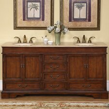 Betsy 72 Double Bathroom Vanity Set by Darby Home Co