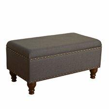 Oakford Upholstered Storage Bedroom Bench