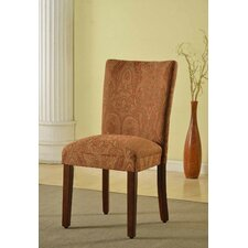 Tenbury Classic Upholstered Parsons Chair