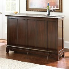 Covington Bar Set with Wine Storage