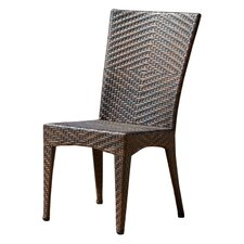 Askas Wicker Side Chair (Set of 2)