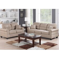 Boyster Sofa and Loveseat Set  by Charlton Home®