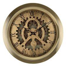 "Classic Iron 18"" Wall Clock"