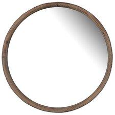 Round Accent Mirror