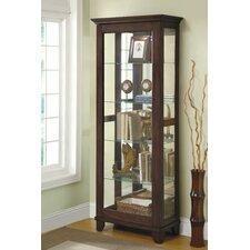 Monticello Curio Cabinet