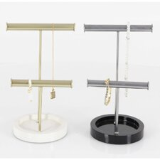 Gleaming Jewelry Stand (Set of 2)