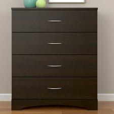 Kourtney 4 Drawer Dresser